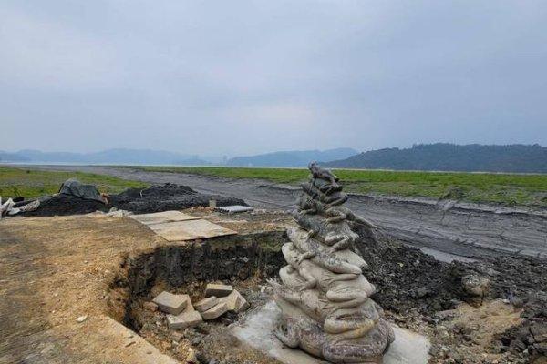 台湾日月潭 九蛙出水意味着什么