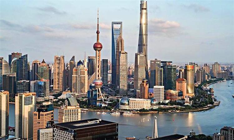 上海为什么是南方城市